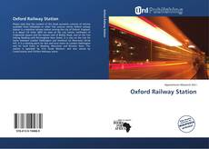 Capa do livro de Oxford Railway Station