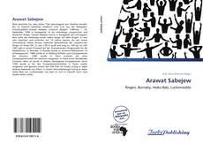 Portada del libro de Arawat Sabejew