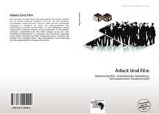 Buchcover von Arbeit Und Film