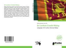 Sri Lankan Creole Malay kitap kapağı