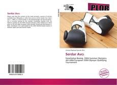 Serdar Avcı kitap kapağı