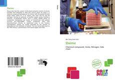 Bookcover of Oxime