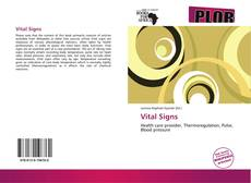Bookcover of Vital Signs