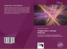 Bookcover of Temperature–entropy Diagram