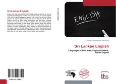 Bookcover of Sri Lankan English
