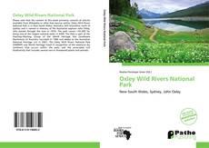 Copertina di Oxley Wild Rivers National Park