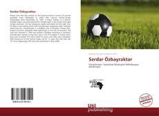 Serdar Özbayraktar kitap kapağı