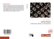 Serdar Roşan kitap kapağı