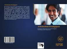 Capa do livro de Arbeitnehmerfreizügigkeit