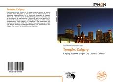 Bookcover of Temple, Calgary