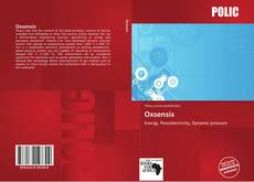 Bookcover of Oxsensis