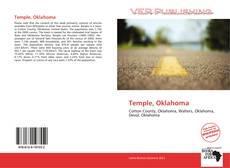 Buchcover von Temple, Oklahoma