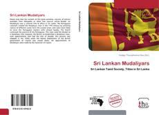 Обложка Sri Lankan Mudaliyars