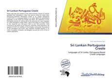 Bookcover of Sri Lankan Portuguese Creole
