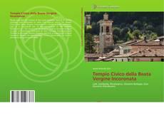 Copertina di Tempio Civico della Beata Vergine Incoronata
