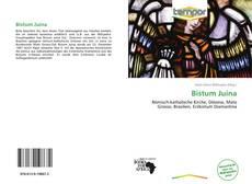 Capa do livro de Bistum Juína