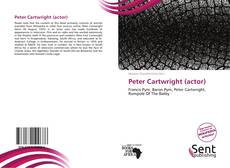 Bookcover of Peter Cartwright (actor)