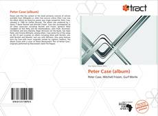 Bookcover of Peter Case (album)