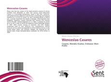 Portada del libro de Wenceslao Casares