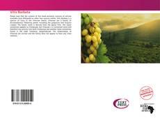 Bookcover of Vitis Barbata
