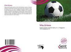 Capa do livro de Vito Grieco
