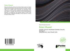 Peter Chanel kitap kapağı