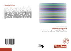 Bookcover of Wenche Myhre
