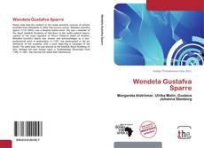 Обложка Wendela Gustafva Sparre