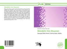 Couverture de Wendelin Van Draanen