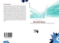 Borítókép a  Wendell Alexis - hoz