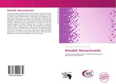 Bookcover of Wendell, Massachusetts