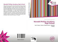 Wendell Phillips Academy High School的封面