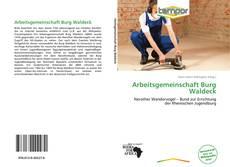 Arbeitsgemeinschaft Burg Waldeck kitap kapağı