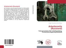 Couverture de Arbeitermiliz (Russland)