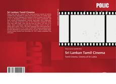 Portada del libro de Sri Lankan Tamil Cinema