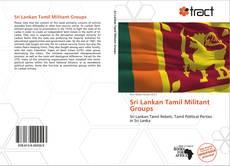Bookcover of Sri Lankan Tamil Militant Groups