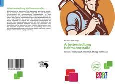Buchcover von Arbeitersiedlung Helfmannstraße