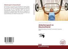 Arbeitersport in Deutschland的封面