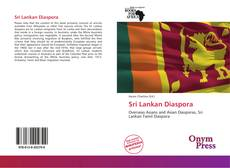 Capa do livro de Sri Lankan Diaspora