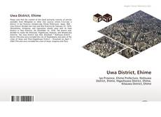 Bookcover of Uwa District, Ehime