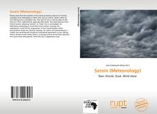 Capa do livro de Serein (Meteorology)
