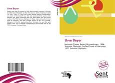 Portada del libro de Uwe Beyer