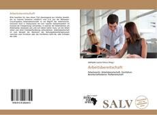 Buchcover von Arbeitsbereitschaft