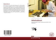 Bookcover of Arbeitsdienst