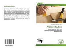 Arbeitserlaubnis kitap kapağı