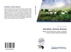 Bookcover of Karolów, Gmina Sienno