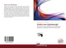 Bookcover of Saskia van Uylenburgh