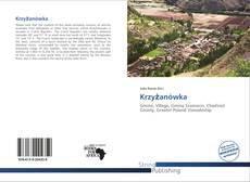 Borítókép a  Krzyżanówka - hoz