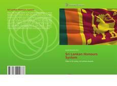 Portada del libro de Sri Lankan Honours System