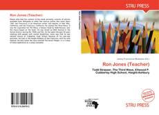 Buchcover von Ron Jones (Teacher)